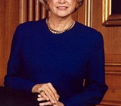 (OPINION) Celebrating Women: Our First Female Supreme Court Justice Sandra O'Connor