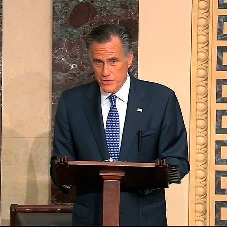 Mitt Romney's Bold Statement