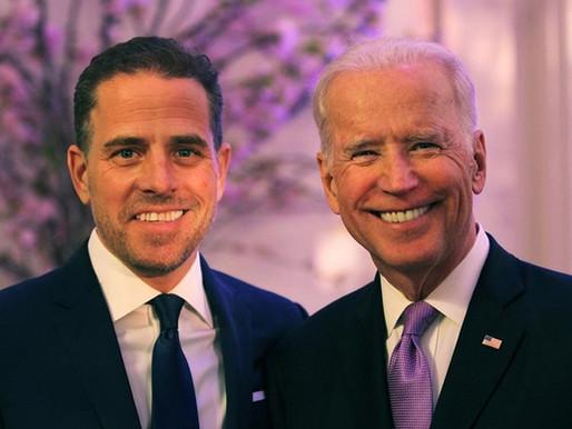 """""""Escándalo Biden"""": Sexo, drogas y corrupción"""