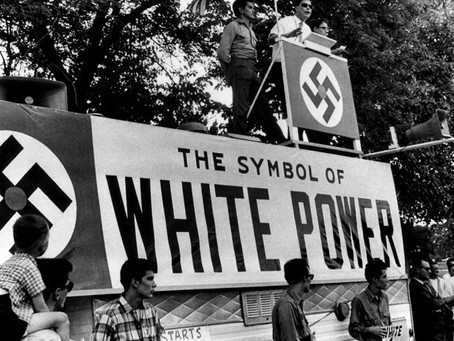 """We Don't Care About """"White Rights""""-We Want WHITE POWER!"""