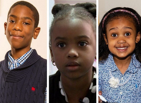 These little Black geniuses have the highest IQs ever in the world