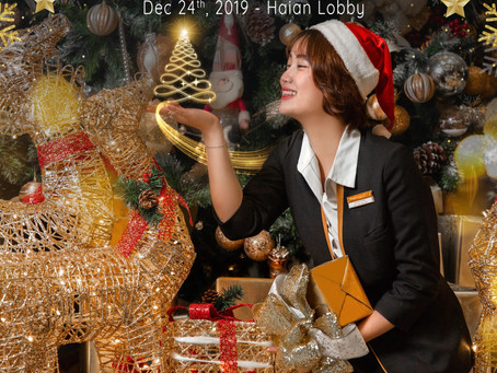 HAIAN FAIRY TALE CHRISTMAS – FASCINATING MYSTERY XMAS PARTY