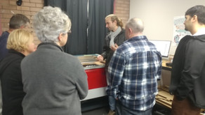 Laser Cutting Workshop 12/06/18