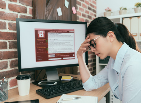 What to do if Your Work Computer is Ransomeware'd