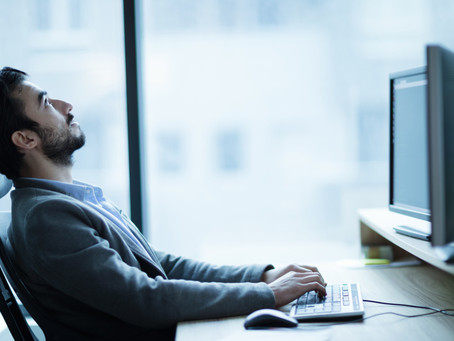 Feeling Burned Out? 5 Ways to Manage Stress at Work