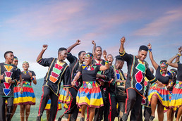"""NDLOVU YOUTH CHOIR are Live and In Concert - """"WE WILL RISE"""" @ Theatre of Marcellus, Emperors Palace"""