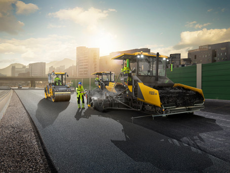 Volvo CE Rolls Out Warranty Coverage on P7000B Series Pavers