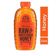 Nature Nate's 100% Pure Raw & Unfiltered Honey 32-oz $8.93