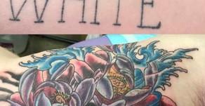 Projeto encobre tatuagem de ódio e racismo de graça