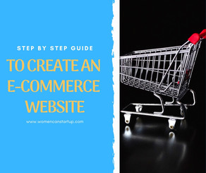 The Simplest Step-By-Step Guide To Create An E-commerce Website