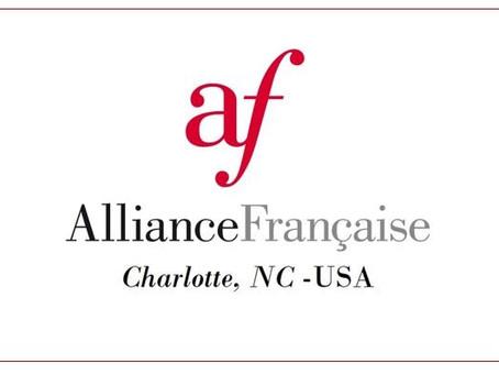 Vente caritative Alliance Française de Charlotte - USA