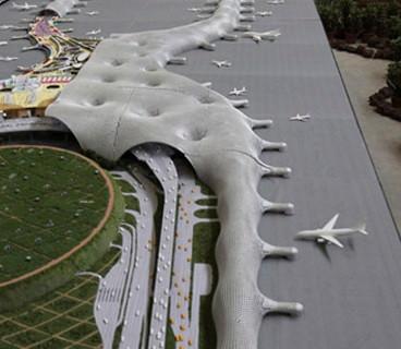 AMLO Won't Halt Mexico's $13 Billion Airport -- At Least Not