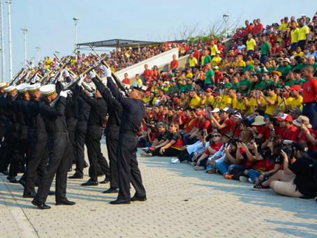 Barranquilla celebra sus 206 años a lo 'Grande'