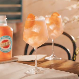 Saluti to Summer in a Glass! Introducing Ginato, the ESSENCE OF ITALY...