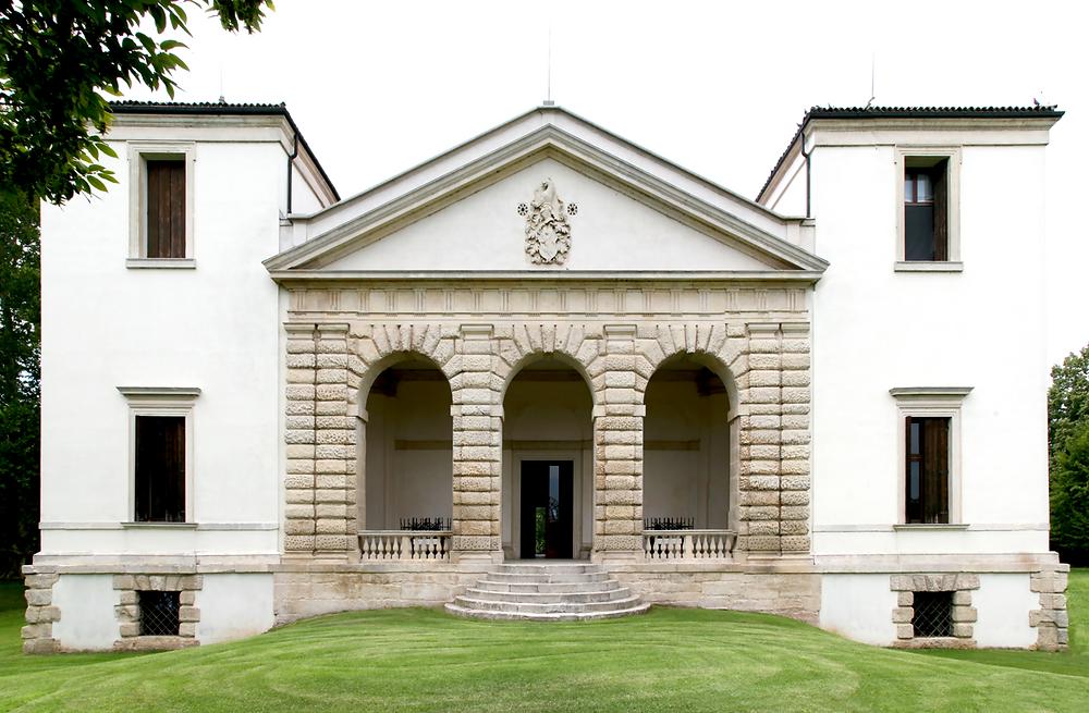 Villa Pisani, Palladian architecture, Andrea palladio, gary paul, classical architecture, italian villa, classic farm house