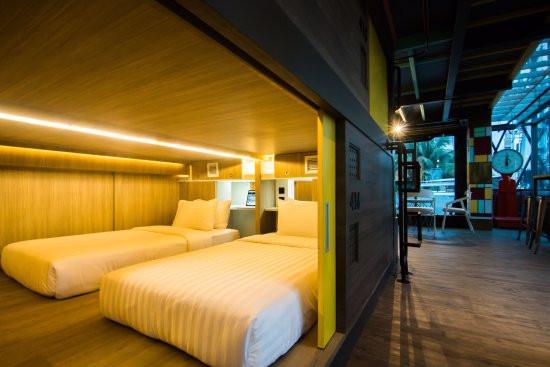 Nonze Hostel, Thailand
