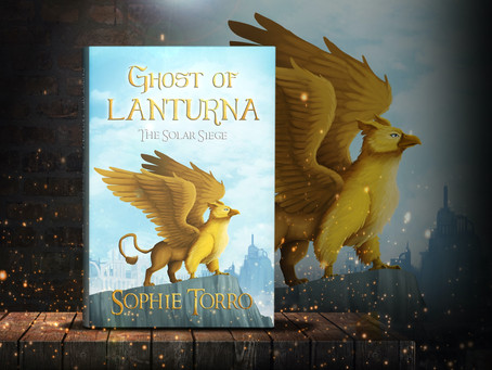 Introducing ... Ghost of Lanturna: The Solar Siege