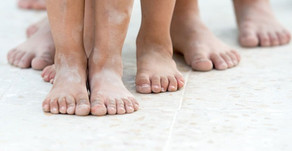 Why Barefoot Is Best For Children