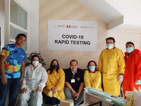 RCLH Covid-19 Rapid Testing