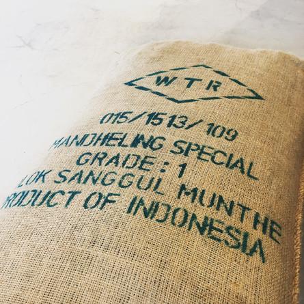 インドネシア ムンテ・ドライミル ドロッサングール