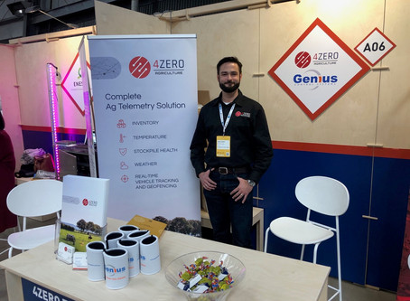 4Zero Ag at Global Table