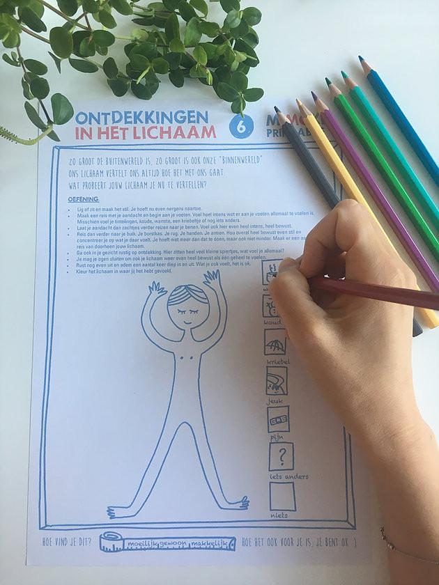 Mimoki bodyscan voor kids mindful momenten voor kinderen mindfulness voor kids