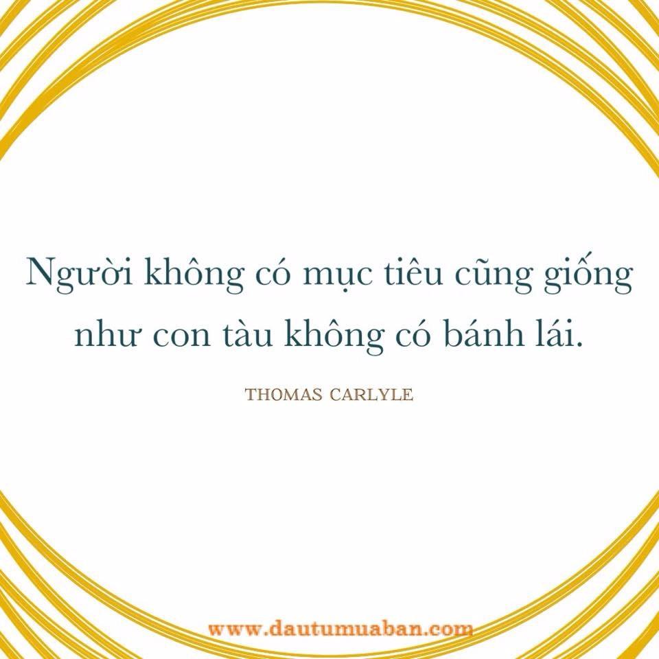 Mục tiêu Thomas Carlyle