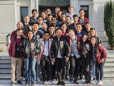 Spring Regionals 2018 - UCB
