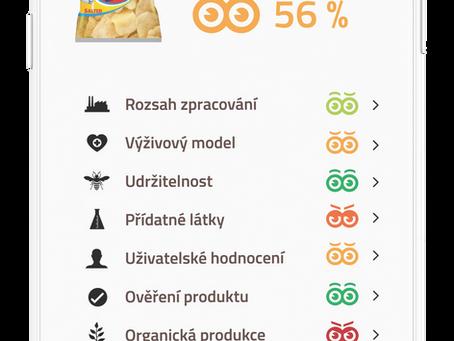 Jak Foodgroot hodnotí potraviny?