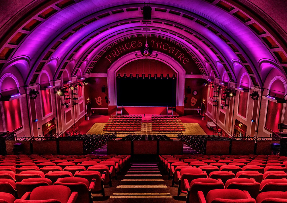 Princess Theatre, Clacton-On-Sea, Essex