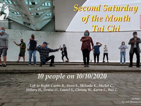 10 on 10/10/2020