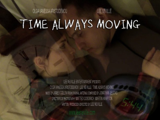 Time Always Moving short film