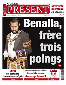 Benalla, frère trois poings