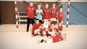 Erfolgreiche Hallensaison und anstehende Termine der FC Domstadt Fritzlar - Jugendteams