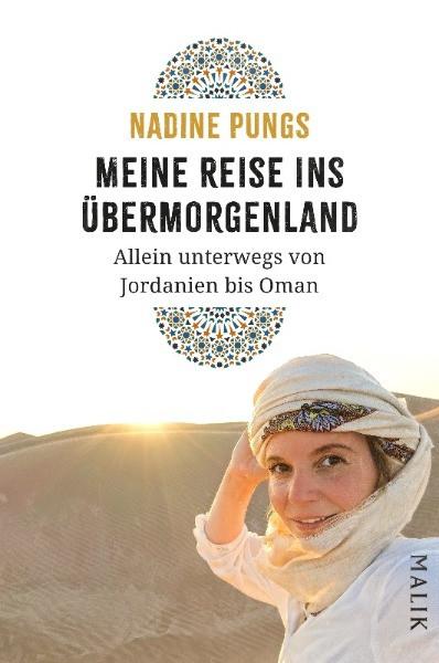 Cover Nadine Pungs: Meine Reise ins Übermorgenland