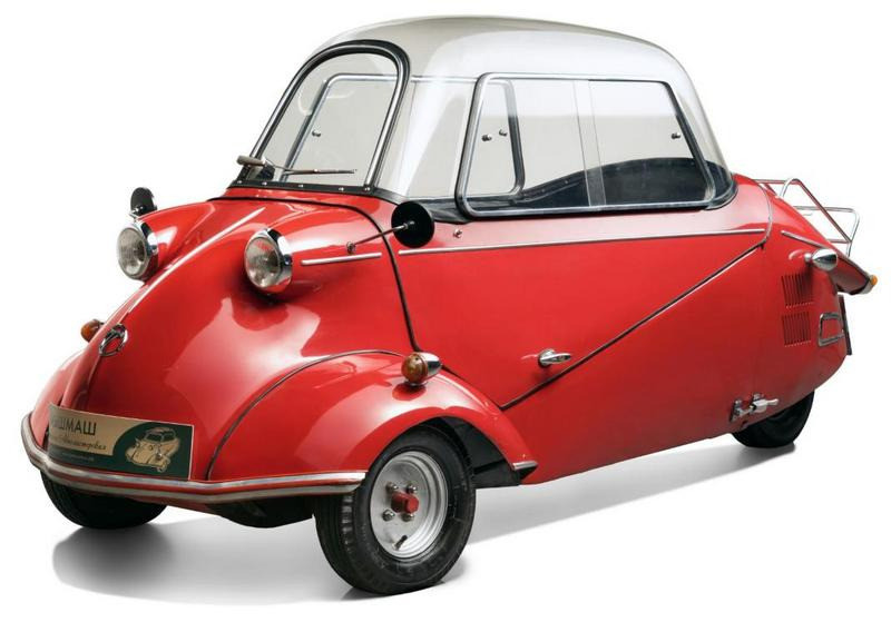 Messerschmitt | Rock Auto Club
