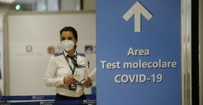 Rome Leonardo da Vinci Airport earned Five Stars in Covid-19 prevention