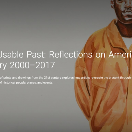 The Usable Past: Reflections on American History 2000-2017