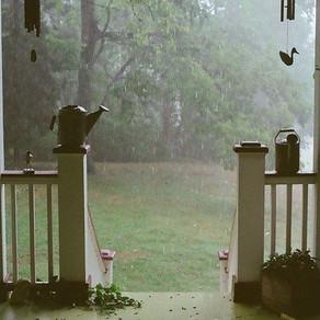 Of the Rain (Poem)