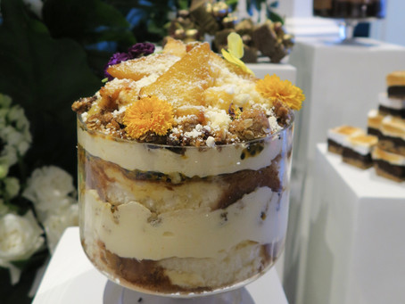 CHRISTMAS BAKING: OX RABBIT'S SUMMER TRIFLE RECIPE