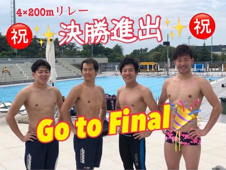 【速報:3日目AM】日本チーム結果一覧
