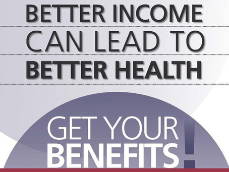 Updated Get Your Benefits booklet