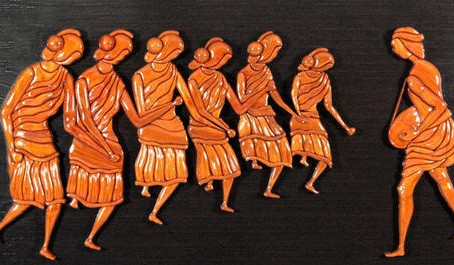 The Jharkhand Crafts!!