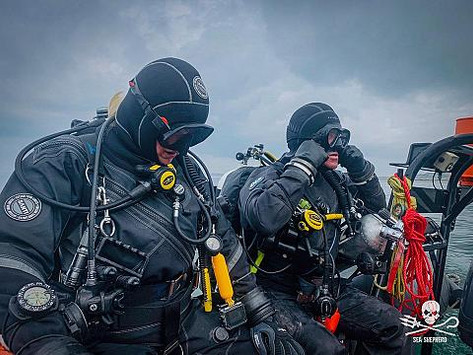 Sea Shepherd UK launch the first accredited 'Ghostnet Recovery' course