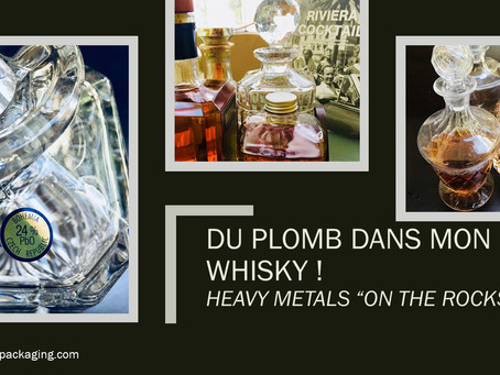 """heavy metals """"on the rocks"""" (du whisky au plomb)"""