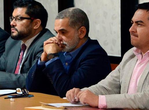 Jueces de la CNJ declaran inocente a Fernando Alvarado en caso de peculado