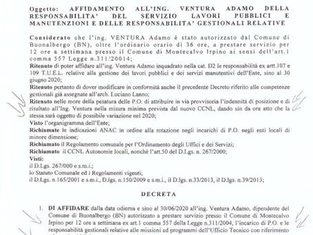 LE PIZZE PASSANO A 6