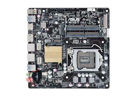 ASUS H110T (1151/DDR4/HDMI/DP/RS232*1)