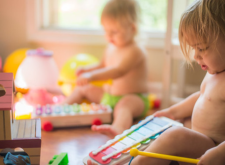Some ideas for home for our early learners