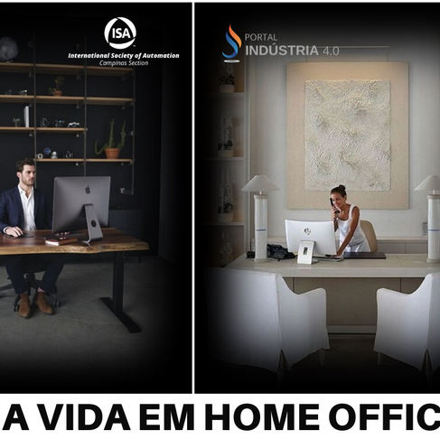 VIDA em Home Office